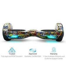 """Skywalker 6.5"""" Swegway Electric Scooter Hoverboard - Graffiti Limited Edition!"""