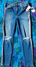 Joe's Jeans Womens Denim The Charlie High Rise SKINNY Ankle Size 30