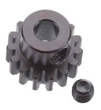 TEKNO Pinion Gear 15T M5(MOD1/5mm Bore/M5 Set Screw)  TKR4175