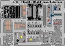 Eduard Zoom FE562 1/48 Lavochkin La-5 Zvezda
