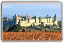 Carcassonne France Fridge Magnet