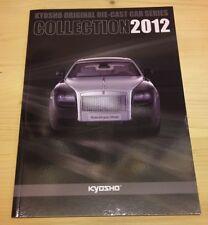 Katalog Kyosho 2012 - Neu