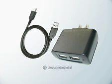 AC Adapter For Zoom R8 Recorder Sampler Controller USB Cable Power Supply Cord