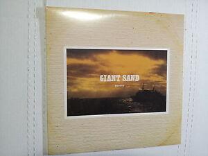 GIANT SAND - swerve (NEW/SEALED) FOLK ROCK Alt Indie (LP) Reissue