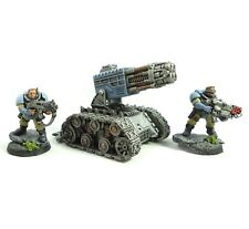 Warhammer 40k Army Space Marines Space Wolves Gun Painted