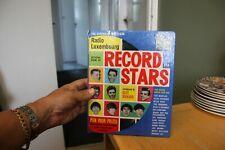 RADIO LUXEMBOURG RECORD STARS No.3 - 1964 - CLIFF BEATLES STONES FRANK etc.