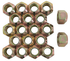 "20 5/8"" Coarse Single Sided 1"" Hex Racing Lug Nuts #1034"