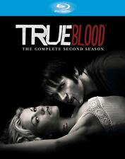 True Blood - Series 2 - Complete (Blu-ray, 2010, 5-Disc Set, Box Set)