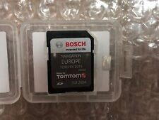 FORD FX BOSCH TOMTOM EUROPE Navi SD Card 2015/2016 - i2012654