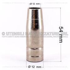 2 x MB15 bocchetta di saldatura MIG//sudario-Push Fit raccordo euro