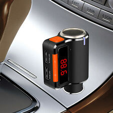 Bluetooth Hand-free Call FM Transmitter charger for GOOGLE NEXUS 4/5/5X/6/6P/7/9