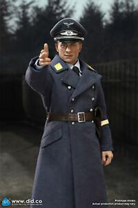 DRAGON DREAMS DID 1/6 SCALE WW II GERMAN Luftwaffe Captain – Willi - D80147