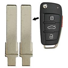 NEW Transponder Chipped Keys For Audi TT QUATRO S8 S4 A8 A6 A4 S6 PAIR 2