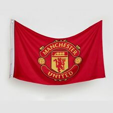 Man Utd Flag Products For Sale Ebay