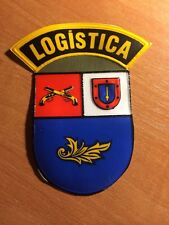PATCH POLICE BRAZIL - LOGISTICA - ORIGINAL!