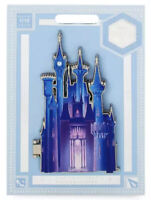 LIMITED EDITION Disney Castle Collection Cinderella Hinged 1/10 Pin *Sold Out*