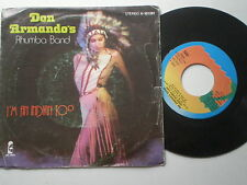DE DON ARMANDO Rumba Band SPAIN 45 ISLAND 1980 Modern Soul Disco SEXY SEMI NUDE
