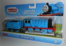 EDWARD - TrackMaster Thomas & Friends Mattel Fisher Price Motorised Engine new