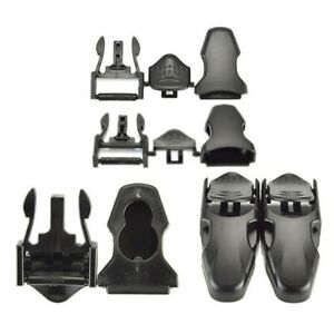 Diving Fin Strap Buckles Dive Fin Flippers Plastic Release Replacement