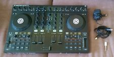 Native Instruments Traktor Kontrol S4 DJ Controller with TRAKTOR PRO 2 software