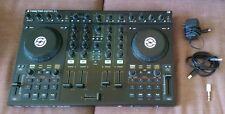 Native Instruments Traktor Kontrol S4 DJ Controller with TRAKTOR PRO 2 software