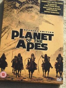 PLANET OF THE APES - SPECIAL EDITION - DVD