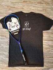 Head Squash Racquet Ignition 120 Squash Racquet New! Free T shirt