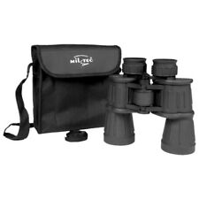 Rubber Coated Binocular 7X50 Hiking Camping Outdoor Travel & Carry Pouch Black
