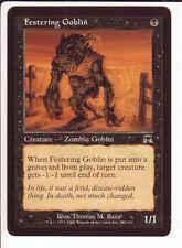 4x FESTERING Gobelin/GOBELIN pourrissant (ONSLAUGHT) zombie -1/-1