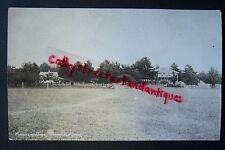 MICHILLINDA PINES from Golf Links, Whitehall, Michigan RPPC vintage postcard