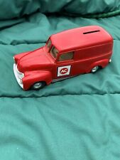 """Ertl 1:25 """"AC Rochester #1 UAW"""" 1950 Chevrolet Panel Van Bank"""