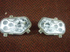 2012-2014 Polaris RZR 900 Set of Two Headlight Assemblies 2411854 2411855