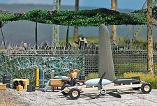 BUSCH 9632 échelle H0, Monde Miniature: Atelier de terrain # in #