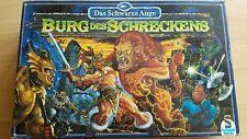 DSA Das Schwarze Auge - Burg des Schreckens, seltenes Brettspiel Schmidt Spiele