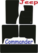 Jeep Commander Deluxe calidad adaptados Tapetes 2006 2007 2008 2009