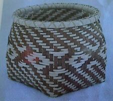 Basket Weaving Pattern Cherokee Swirl by Carol Tunnicliffe