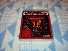 Residente Evil Operation Raccon City [PlayStation 3] nuevo embalaje original