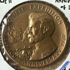 100 Year Anniversary of Powell Expedition Arizona Bronze Medal