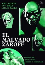 EL MALVADO ZAROFF - THE MOST DANGEROUS GAME