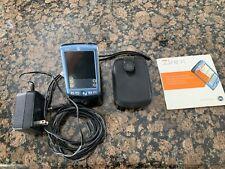 Palm Zire 71 Blue/Silver Pda Handheld Digital Organizer W/ Stylus, Case, Cradle