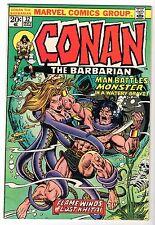 Conan The Barbarian #32, Very Fine - Near Mint Condition*