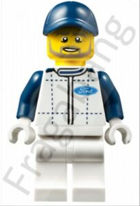 LEGO 75881 Speed Champions Ford Race Official Only (Split From 75881)