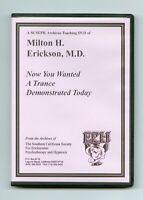 The Artistry of Milton H. Erickson, M.D.:  Milton H. Erickson - DVD