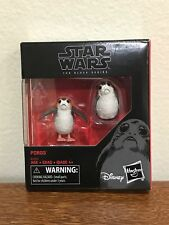 Habro Star Wars The Last Jedi The Black Series 6 inch Action Figure Porgs
