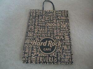 HARD ROCK CAFE   PAPER GIFT BAG