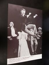 KGgallery Tommy Steele Half a Sixpence Promotional Card / Advertising Broadhurst