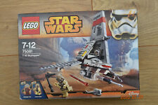 LEGO STAR WARS - T-16 SKYHOPPER - 75081 - Complete with box