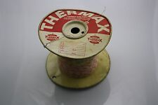 THERMAX 50 FT Silver-Plated Wire 24 AWG 600V M16878/6-BEE93 WHT/ORN