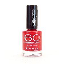 Rimmel Red Nail Polish