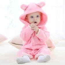 Recién Nacido Ropa Bebé Juegos De Niña De Niño Animal Formas Con Capucha